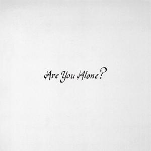majical cloudz are you alone